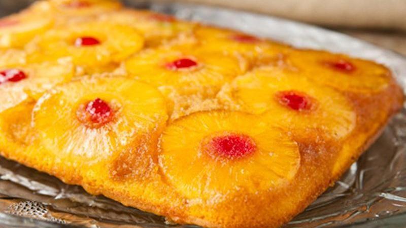 Pineapple Rum Cake From Cake Mix