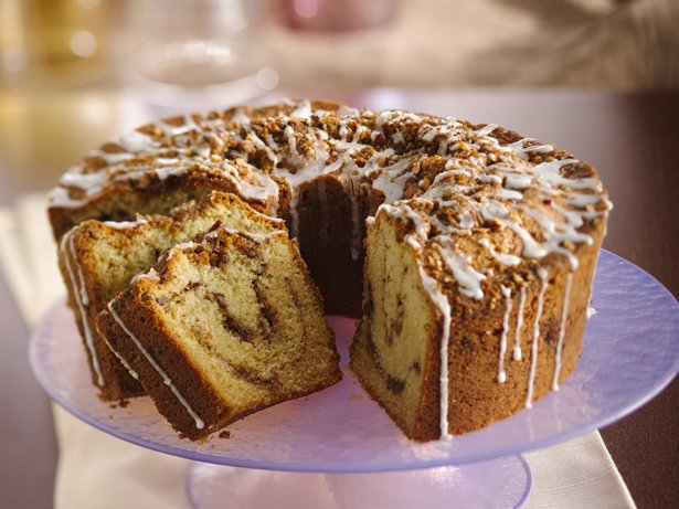 Cinnamon Spice Coffee Cake Recipe Pound Mix