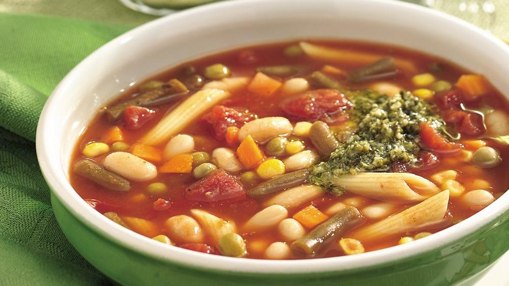 Slow-Cooker Italian Vegetable Soup with White Beans recipe ...