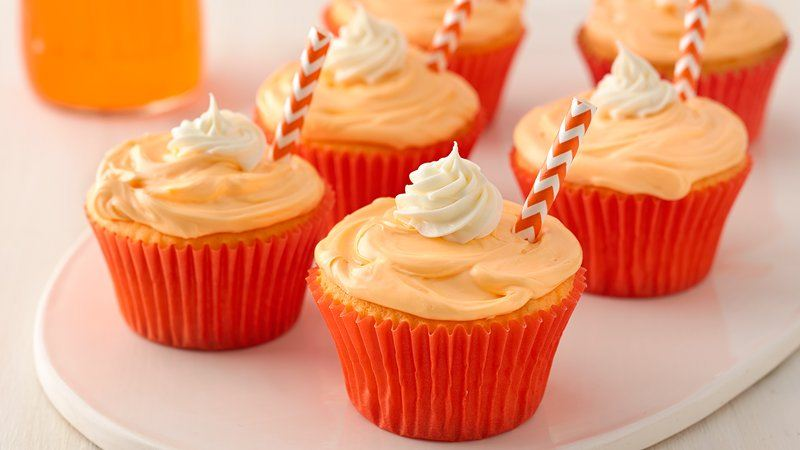 Cake Pop Icing Recipes: Two-Ingredient Soda Pop Cupcakes Recipe From Betty Crocker