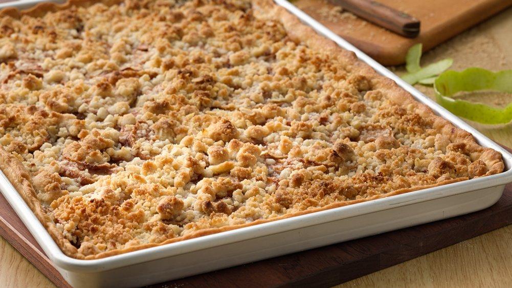 Slab Cake Apple Recipe