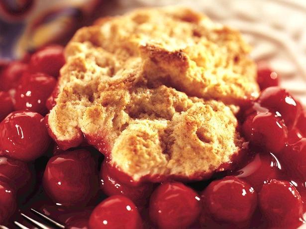 Cherry Cobbler recipe from Betty Crocker