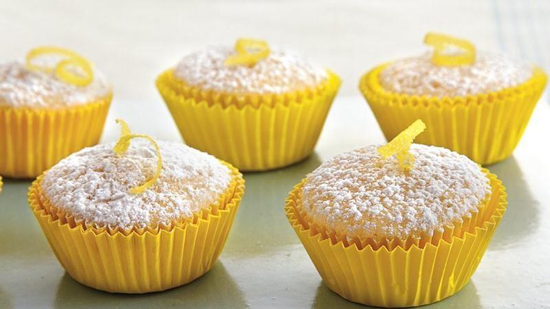 Mini Lemon Pound Cakes Recipe From Betty Crocker