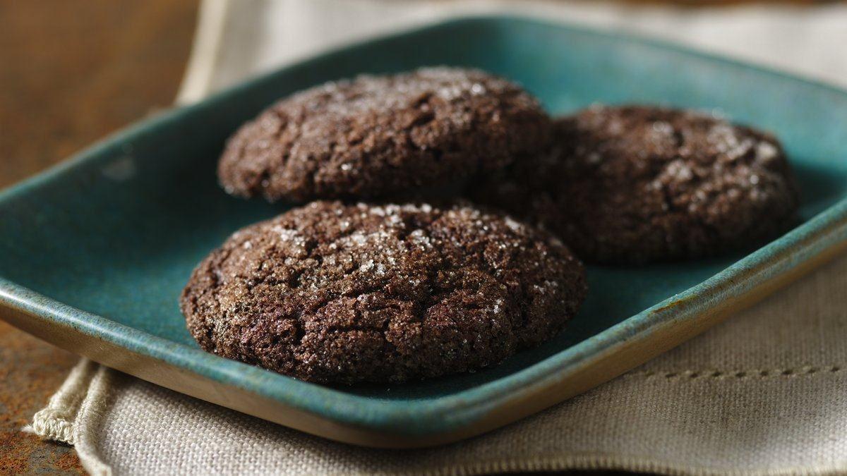 Quick-Mix Chocolate Cookies (Gluten Free)