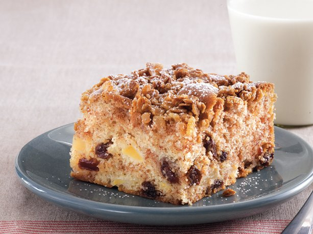 Image of Apple-raisin-granola Coffee Cake, Betty Crocker