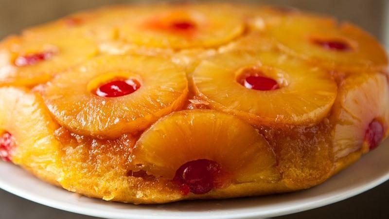 Oz Yellow Cake Mix Pineapple Upside Down Cake Recipe