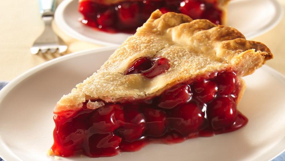 Easy Cherry Pie Recipe Super-easy fruit pie