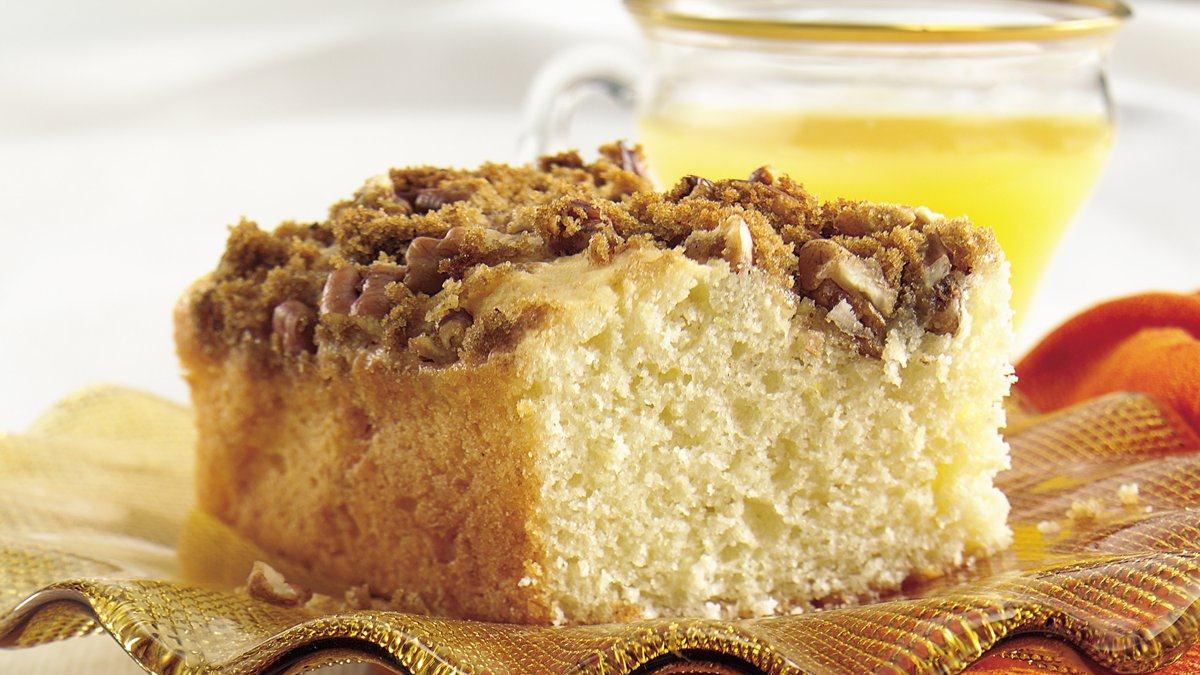 Grated Chocolate And Coffee Cake