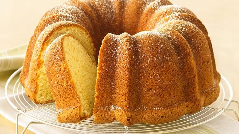 Bisquick Cream Cheese Pound Cake Recipe