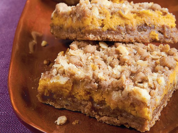 Recipe For Pumpkin Bars Using A Cake Mix