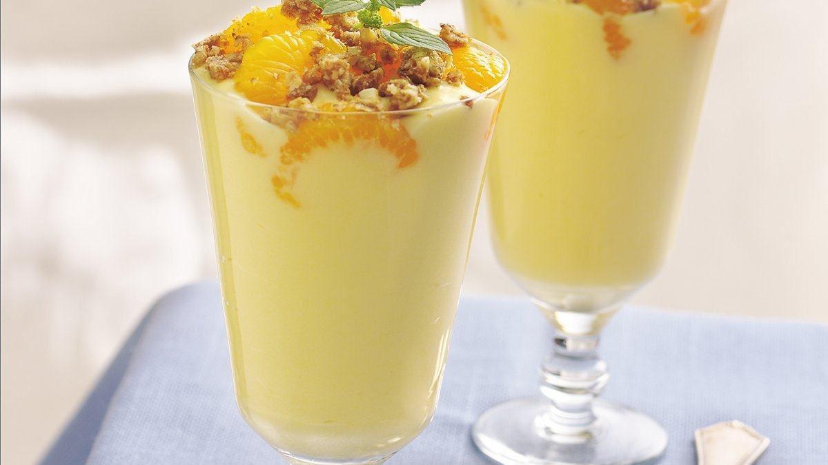 Dreamy Orange Cream