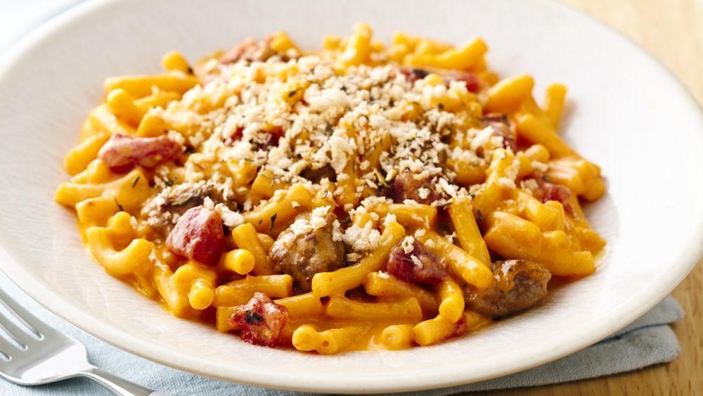 Easy Italian Mac and Cheese recipe from Pillsbury.com