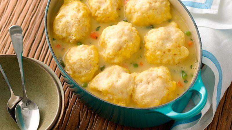 Dumplings Recipe From Betty Crocker