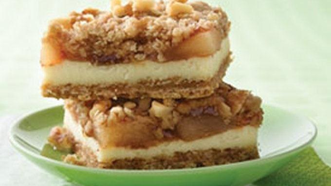 Apple Streusel Bars Food Network