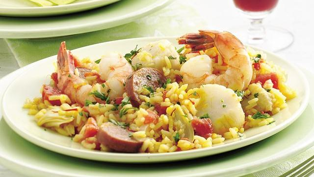 Image of Easy Paella, Pillsbury