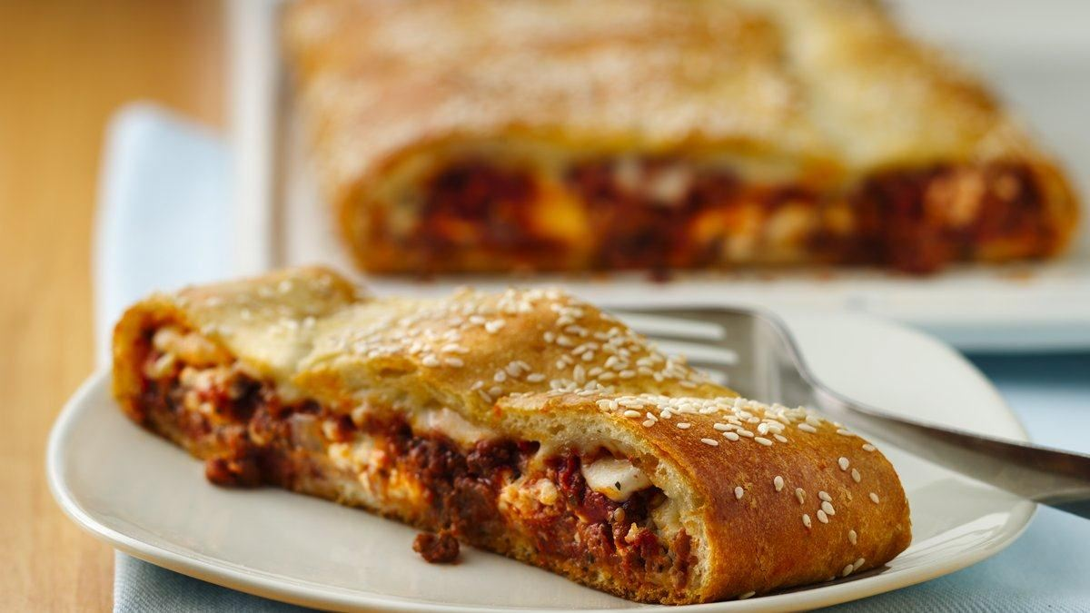Feuilleté de lasagne