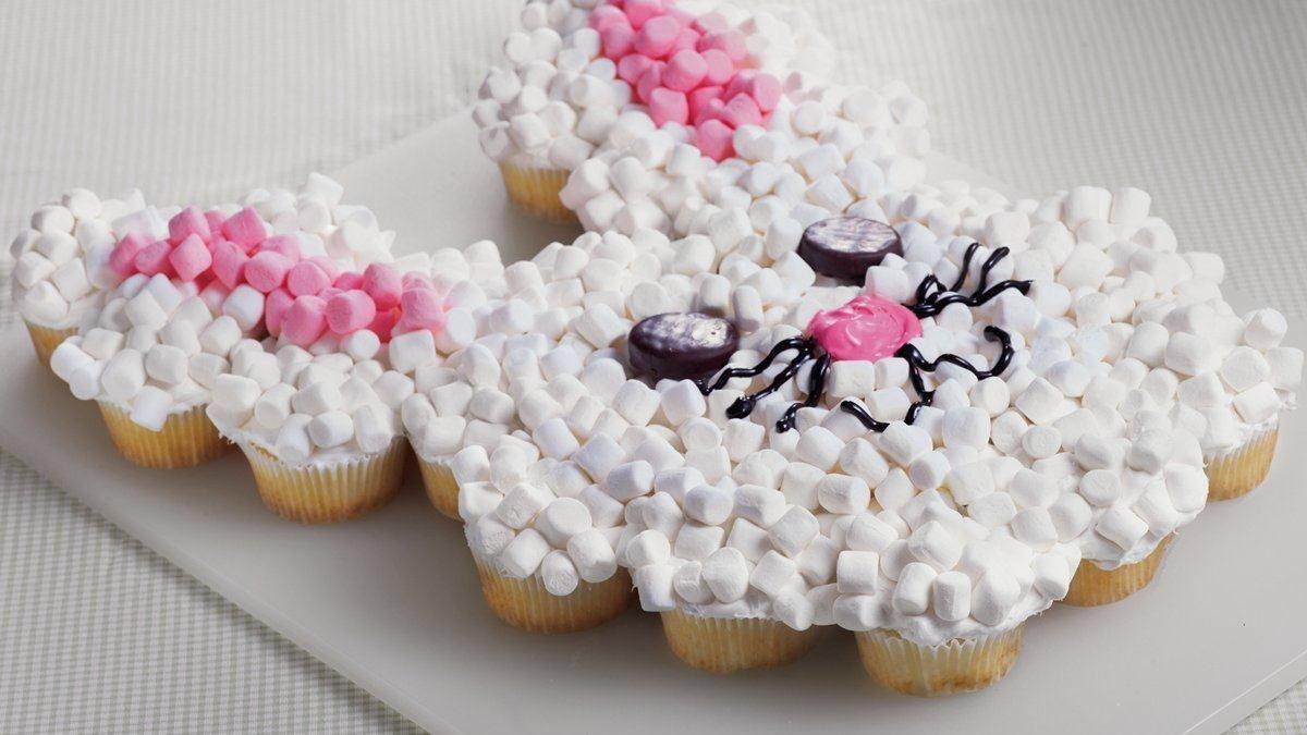 Lapin de petits gâteaux