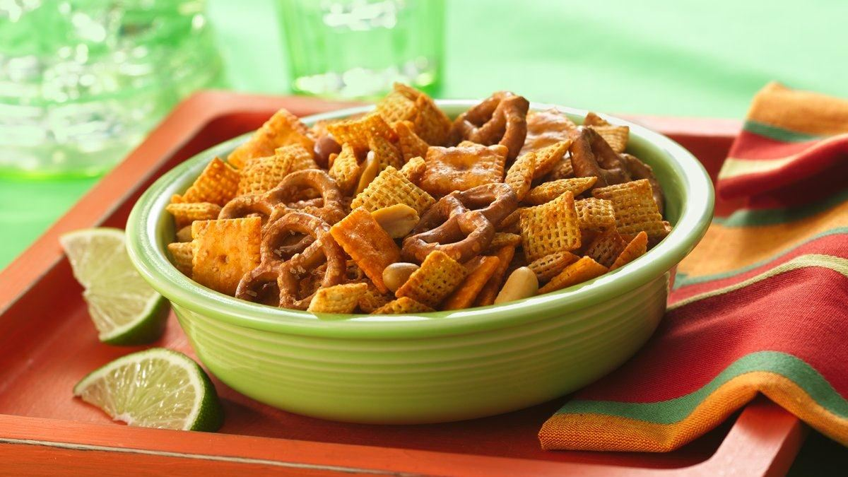 Taco-Seasoned Chex* Mix