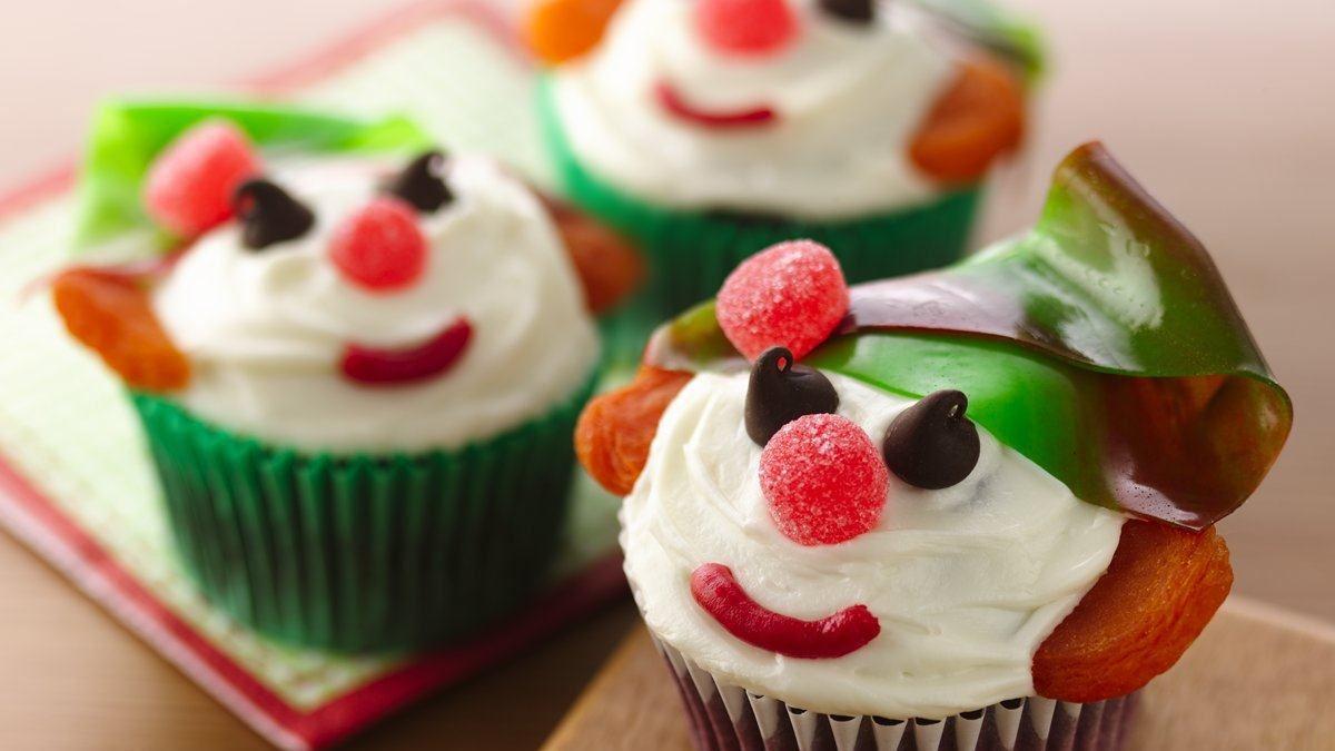 Red Velvet Elf Cupcakes