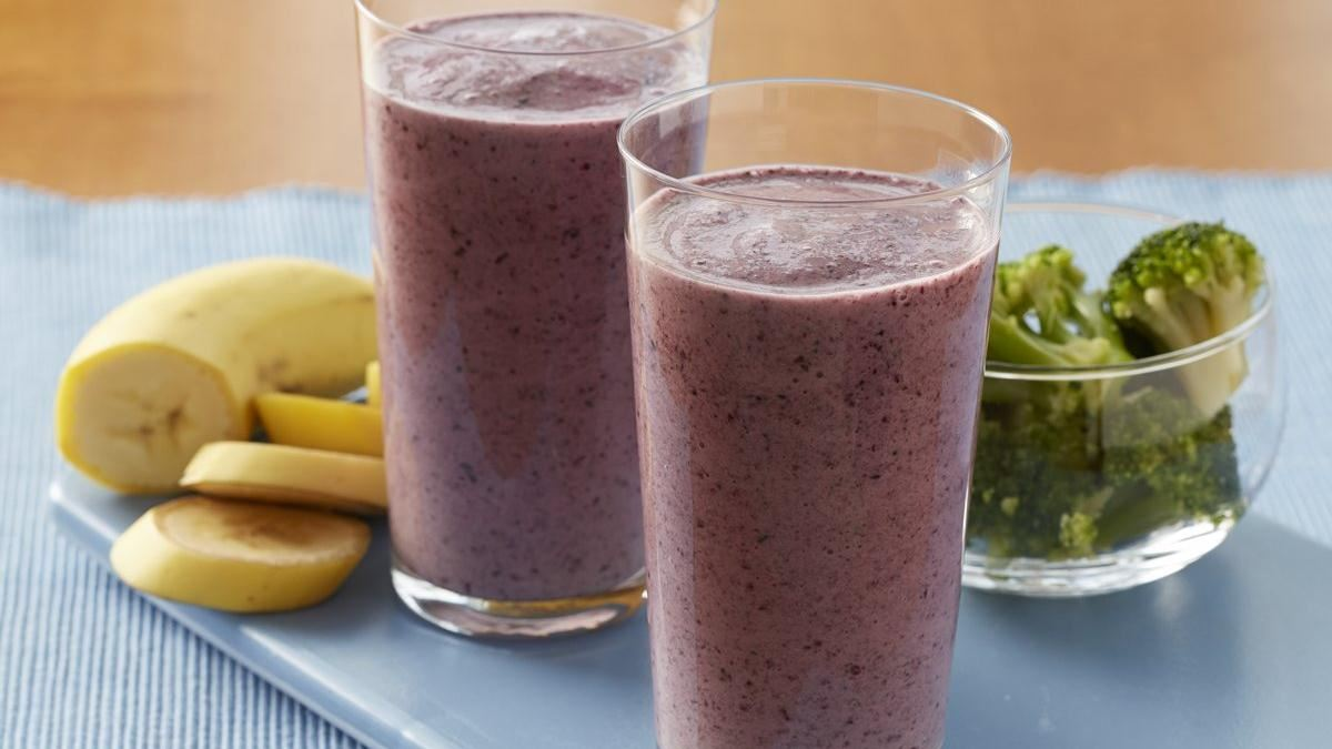 Scrumptious Super Food Smoothies