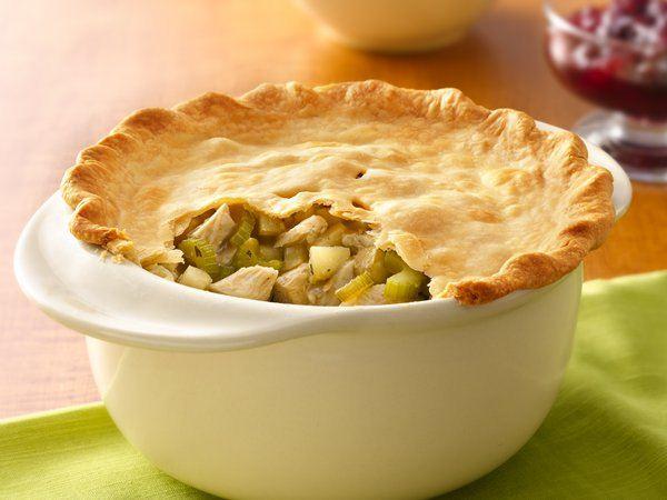 Harvest Turkey Pot Pie Life Made Delicious