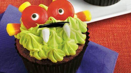 Halloween Monster Cake Recipe From Betty Crocker