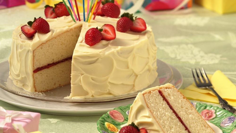 White Layered Cake Recipes