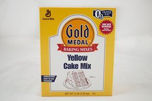 Gold Medal Yellow Cake Mix Recipes