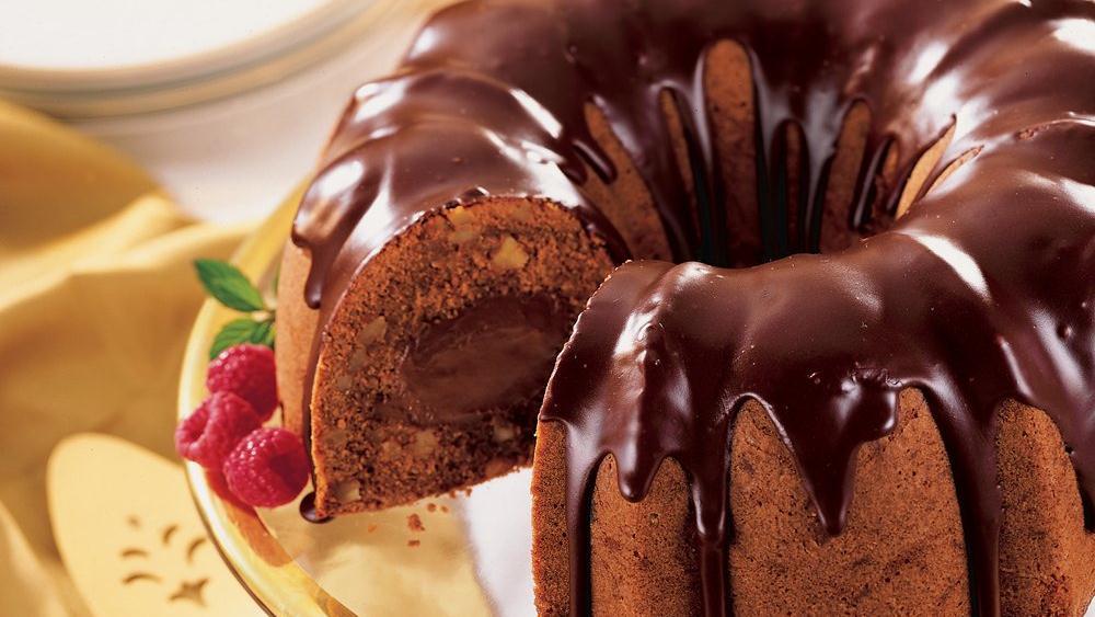 Pillsbury Chocolate Bundt Cake Recipe