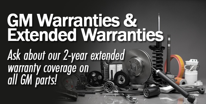 Ask about our extended 2-Year Warranty!