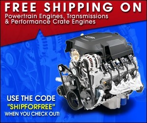 Free shipping on GM Powertrain Parts