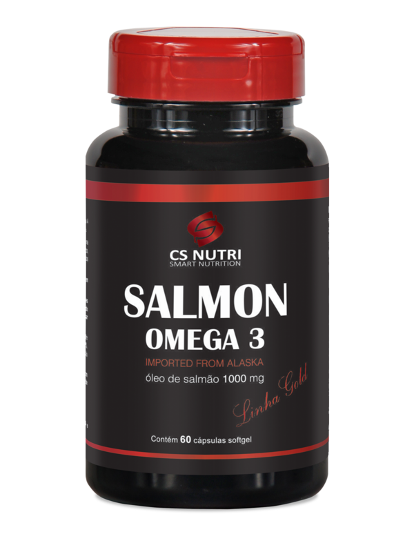 ômega-salmão