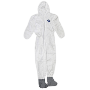Tyvek Painters Coveralls w/ Hood & Boot (XL)