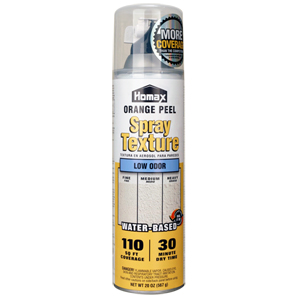 Orange Peel & Splatter Spray Texture Water-Based 20oz