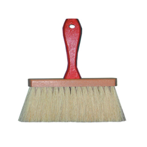 Magnolia Tampico Masons Brush - Red Handle