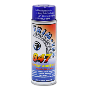 Trim-Tex 847 Spray Adhesive