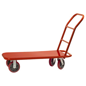 Forest Group Material Flat Cart