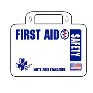 Delivery Truck First Aid Kit