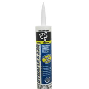 DAP DYNAFLEX 230 Premium Indoor/Outdoor Sealant - 10.3 oz