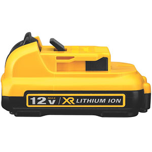 12V MAX* Lithium Ion Battery Pack