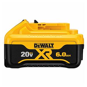 20V MAX XR 6.0AH Lithium Ion Battery