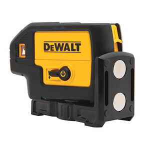 DeWalt 5 Beam Laser Pointer