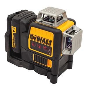 12V MAX Compatible Red 3 X 360 Line Laser