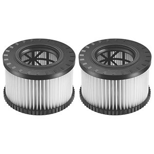 Replacement HEPA Filter Set For DWV010 & DWV012 (Type 2) Dust Extractors