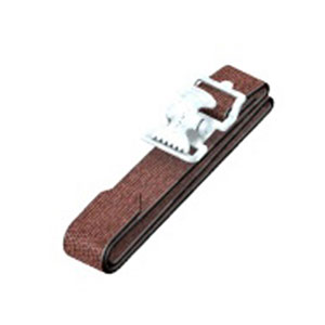 Dura Stilt Replacement Long Brown Strap with Shelf Lock Buckle