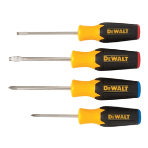 DeWALT 4 Pc Screwdriver Set