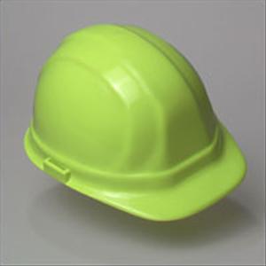 OMEGA II 6pt STD Hi-Viz Hard Hat- Lime