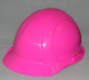 Americana Mega Ratchet Hard Hat - Pink