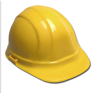 Omega II Mega Ratchet Hard Hat- Yellow