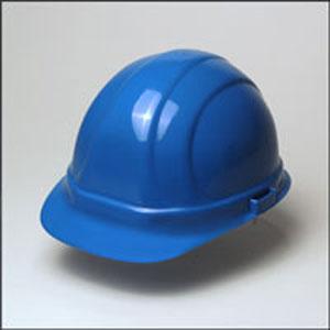Omega II Mega Ratchet Hard Hat - Blue